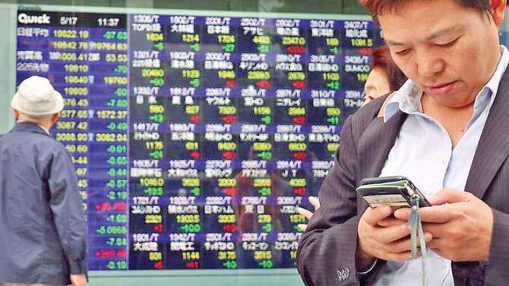 China, HK stocks open sharply lower after Wall Street rout