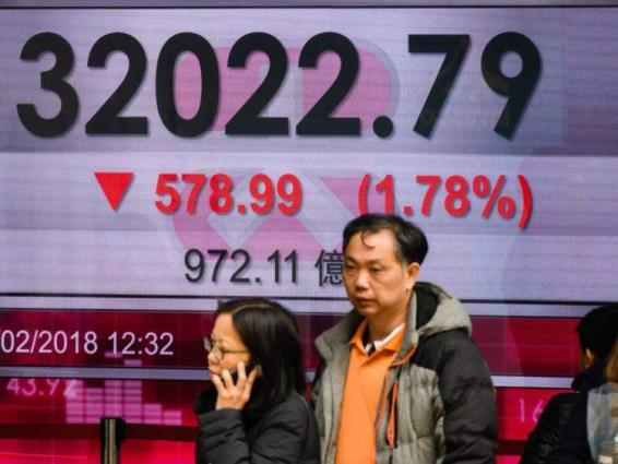 Asian stocks plunge again after latest United States sell-off
