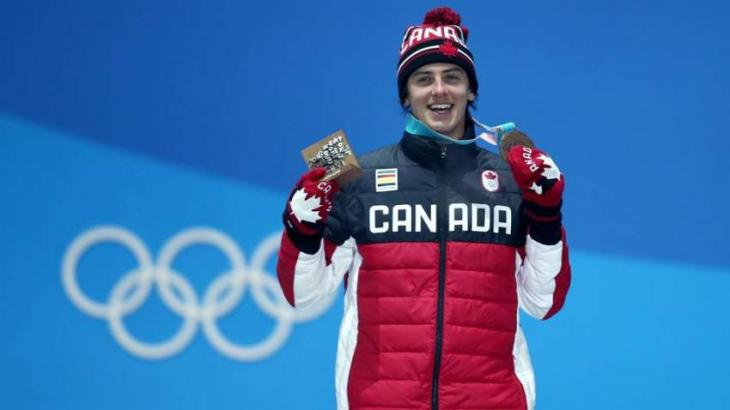 Comeback Complete: McMorris back on Olympic podium less than year after crash