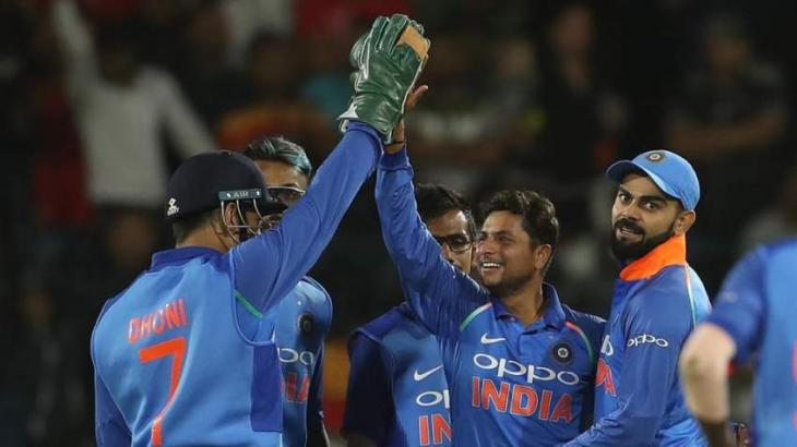 India beat South Africa to win ODI series