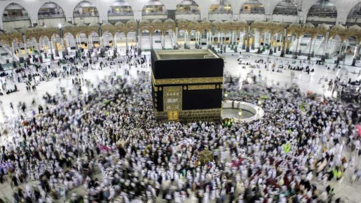 WWF To Send Ten Workers For Hajj - UrduPoint