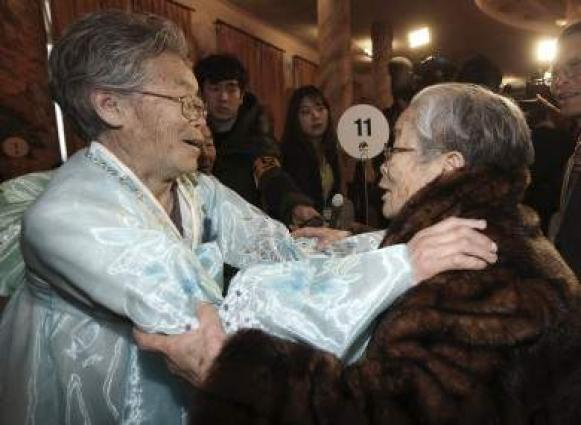 Hasil gambar untuk Nearly 3,800 S. Koreans died of old age last year without reuniting with families in the North