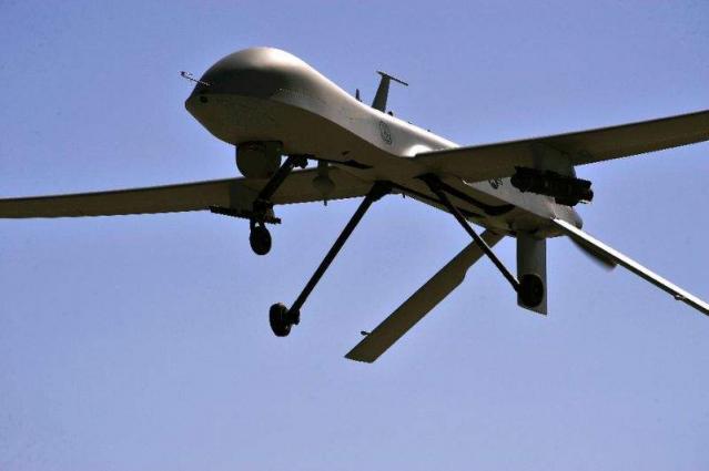 Drone kills 2 Qaeda suspects as Yemen troops launch assault