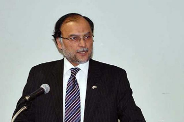 Pakistan paying from pocket for war on terror: Ahsan Iqbal
