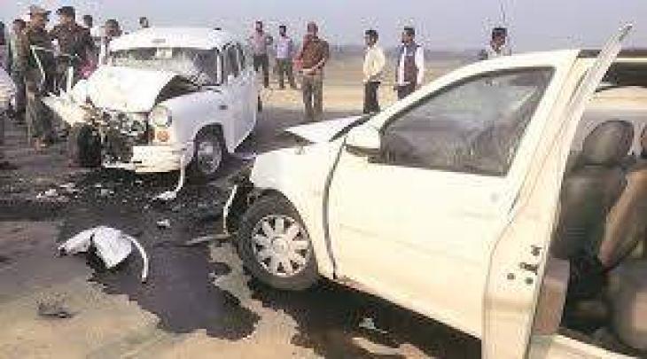 8 Killed In Collision Between Two Cars In Southern India ...