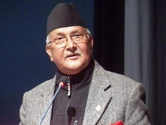 China congratulates Sharma Oli on taking oath as Nepalese Prime Minister