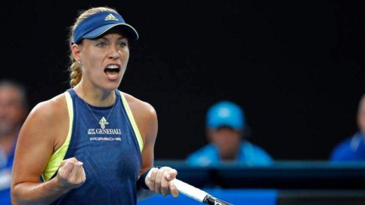 Garbine Muguruza into Dubai Championships semi-finals with Caroline Garcia victory