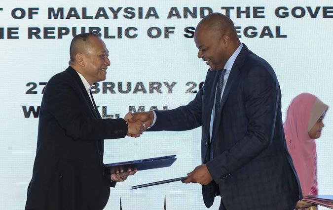 Malaysia, Senegal sign MoU to boost tourism