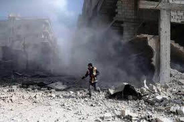 Rebels 'on offensive' in Eastern Ghouta: Russian defence ministry