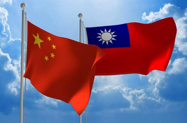 China angry as U.S. gets cozy with Taiwan
