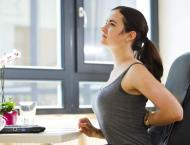 Prolonged sitting with wrong postures can lead several health iss ..