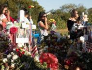 Students make emotional return to Florida school after shooting