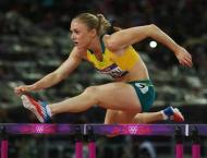 Pearson swapping hats at world indoor athletics