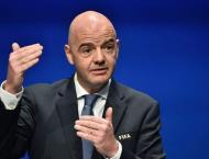 FIFA president Gianni Infantino says Saudi-Iran spat should keep  ..