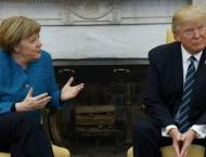 Angela Merkel, Trump concerned over Putin's 'invincible' weapons ..
