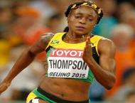 Thompson sails through but Taplin disqualified