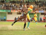 Dukki beats Lasbela in the final round of football match