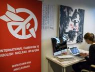 Nobel-winning ICAN condemns surge in nuclear arms investments