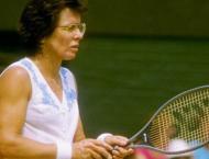 'Make world a better place', Billie Jean King tells tennis stars ..