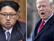 US not yet talking about 'negotiations' with North Korea: officia ..