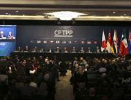 Eleven countries sign trade deal in Chile