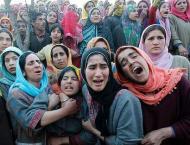 Kashmir woman in Indian occupied Kashmir faces grim era of life a ..