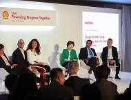 shell brings thought leaders together to discuss solutions to fut ..