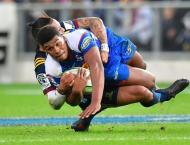 Rebels make history with win over Brumbies