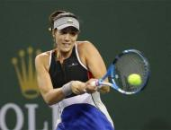 Tennis: Muguruza suffers shock defeat in Indian Wells