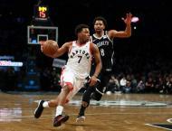 NBA: Raptors halt Rockets' win streak at 17 games, Warriors and C ..