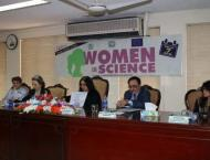 Women scientists' achievements to be projected prominently: Speak ..