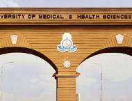 Physician held at Liaquat University of Medical Health Sciences J ..