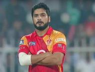 Rumman Raees ruled out for rest of PSL tournament