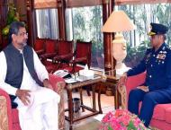 PM lauds meritorious services of outgoing Air Chief Marshal Sohai ..