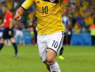 Rodriguez, Falcao back for Colombia World Cup warm-ups