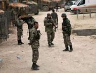 Turkey insists 'won't stay' in Syria's Afrin