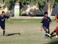 Ufone Balochistan Football Cup: Khudai Dad Qalandarni Football Cl ..