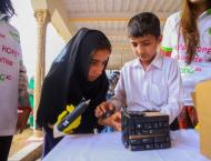 Zong 4G's recycling initiatives help  underprivileged students