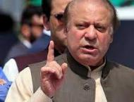 No action taken in corruption cases of others: Nawaz Sharif