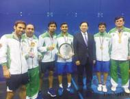 Pakistan beats Philippines in Asian Squash Team Championship