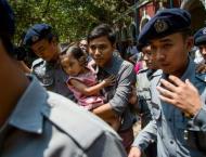 Reuters journalists clock up 100 days in jail in Myanmar
