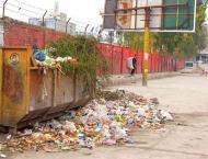 Action to be taken on burning of garbage: Chairman DMC Korangi