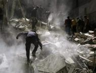 Toll in rockets on Syria capital rises to 44 dead: state media