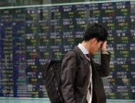 Hong Kong stocks sink on fresh trade war worry 22 March 2018