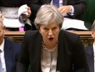 Theresa May seeks EU backing against Russia on spy attack