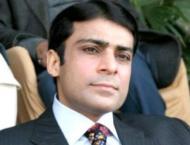 Gigantic developments made by govt: Hamza Shahbaz