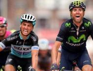 Valverde back on top after stage 4 win at Tour of Catalonia