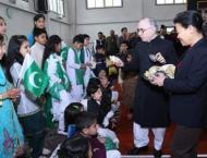 Pakistan Day celebrated in Pakistan Embassy, China