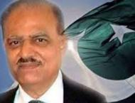 The President Mamnoon Hussain said Pakistan had been playing a vi ..
