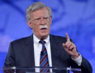 Trump names hawk Bolton as national security advisor